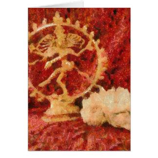Shiva Card