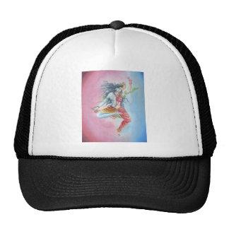 Shiva -dancingpose mesh hat