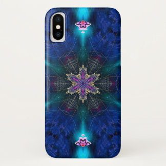 Shiva Demon Star Mandala Case