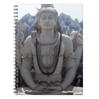 SHIVA - Himalayan Lord of PEACE Notebook