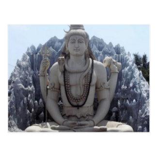 SHIVA - Himalayan Lord of PEACE Postcard