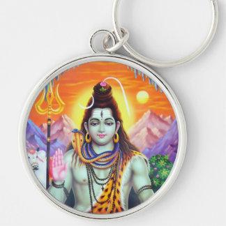Shiva Keychain - Version 4