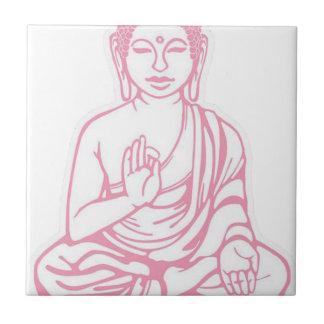 Shiva Let it go Ceramic Tile