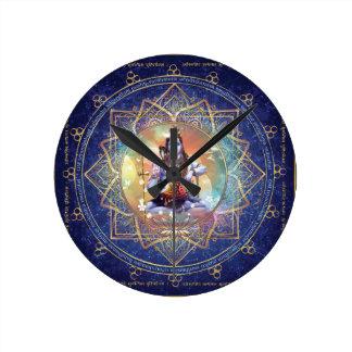 Shiva Mahamrityunjaya - Karma purifying Wallclocks