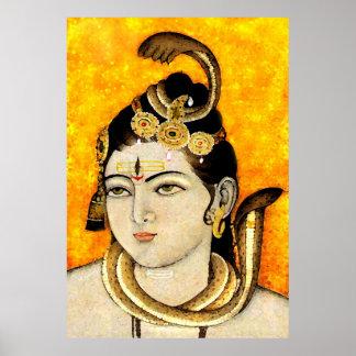 Shiva / Mahesh Poster