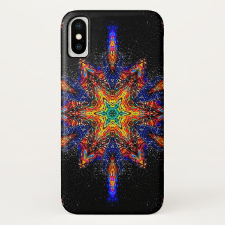 Shiva Night Demon Star Mandala Case