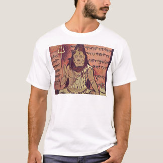 Shiva sitting dark T-Shirt