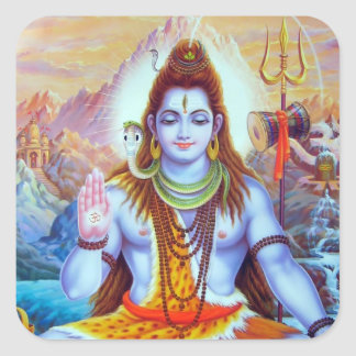 Shiva Sticker #1
