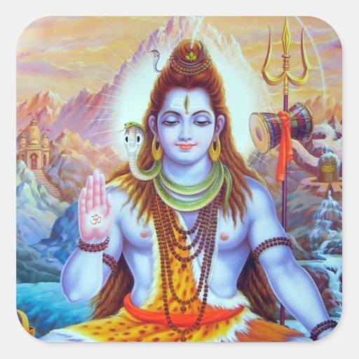 Shiva Sticker #1