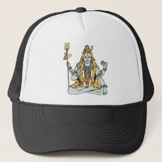Shiva Trucker Hat