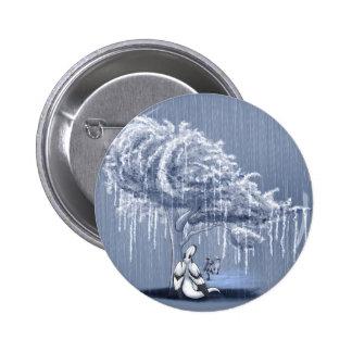 Shivae April Showers 2014 Pinback Buttons