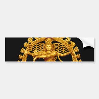 Shiva's Dance Bumper Sticker