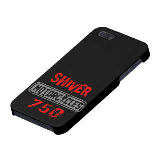 Shiver 750 iPhone 5/5S covers