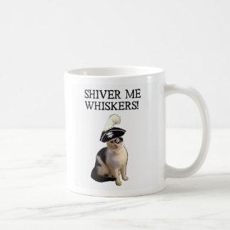 Shiver Me Whiskers Mug
