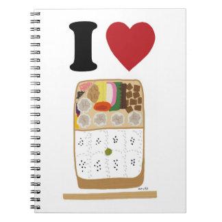 shiyuumai lunch freak note Shûmaibento freak note! Notebook
