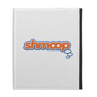 Shmoop Logo iPad Folio Cover