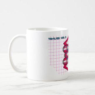 SHMUP CUP VER. 2 BASIC WHITE MUG