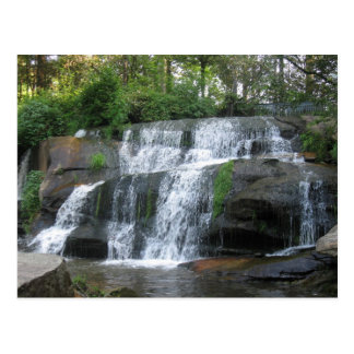 Shoal Creek Waterfall Postcard