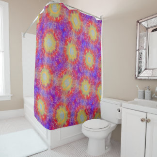 Shock and Awe 2 Shower Curtain