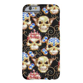 Shock & Awe Bling Skulls iPhone 6 case