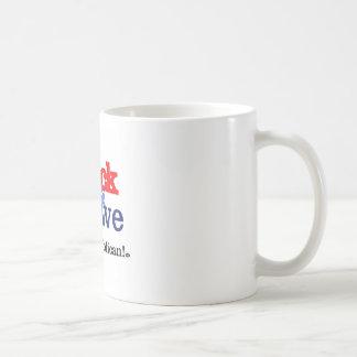 Shock & Awe Coffee Mug