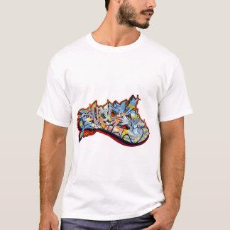 SHOCK (Fat graffiti on shirt) T-Shirt