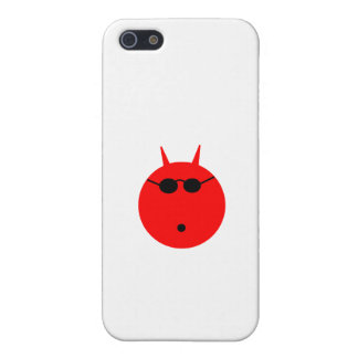 Shocked Devil Cover For iPhone 5