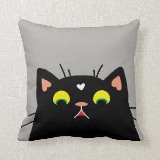 Shocked Kitty Cushion