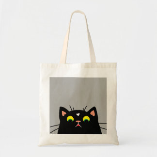 Shocked Kitty Tote Bag