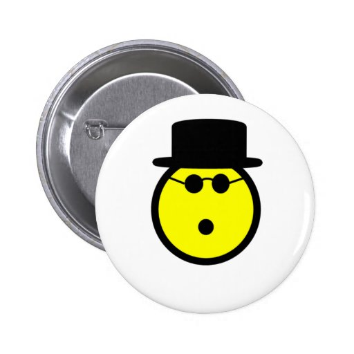 Shocked Tophat #2 Buttons