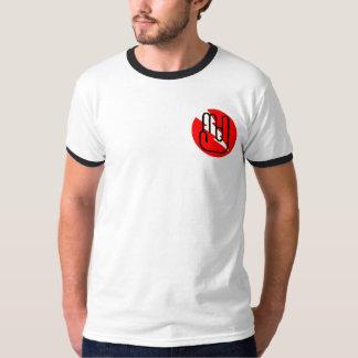 shocker FRONT/BACK Tee Shirts