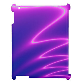 Shocking Pink Lightening Cover For The iPad