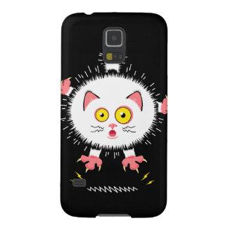 Shockingly Cute Cat Galaxy S5 Case