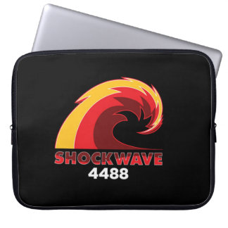 Shockwave Lap Top Sleeve Laptop Sleeves
