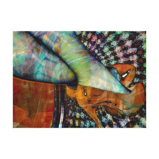 Shoe Art Canvas Prints