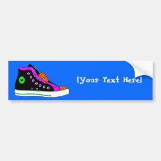 shoe bumper stickers