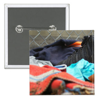 Shoe Clothing Pinback Button