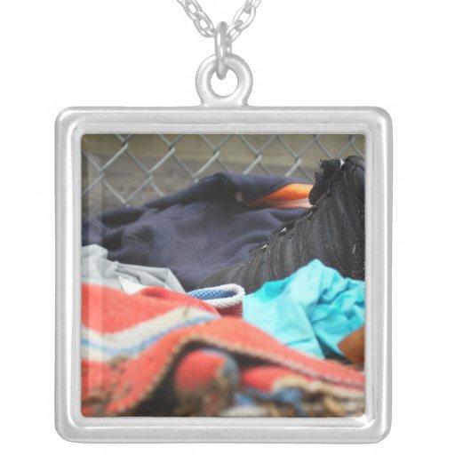 Shoe Clothing Custom Necklace