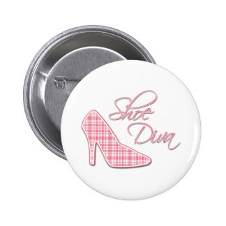 Shoe Diva Pinback Buttons
