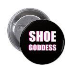 Shoe Goddess Button