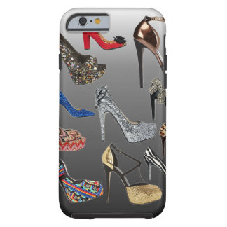 Shoe High Heels Collage Tough iPhone 6 Case
