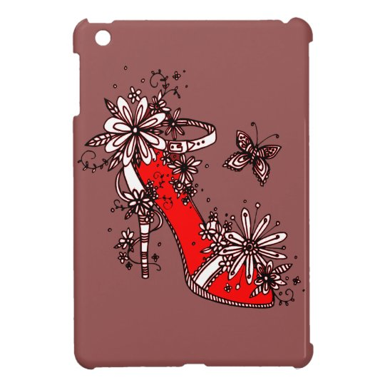 Shoe iPad Mini Covers
