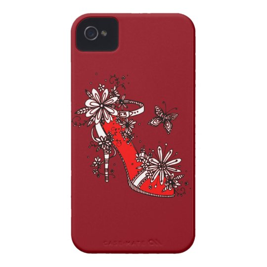 Shoe iPhone 4 Cases