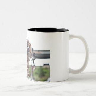 Shoe Line Two-Tone Mug
