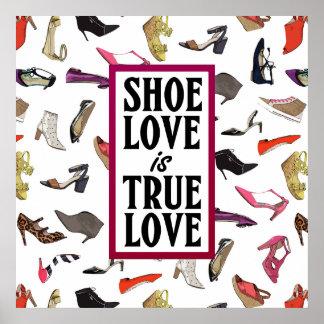 Shoe Love is True Love poster