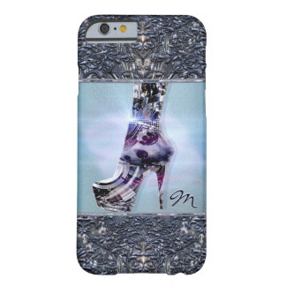Shoe Love Monogram Barely There iPhone 6 Case