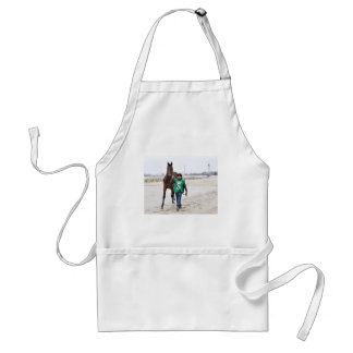 Shoe Loves Shoe  by Friesen Fire Standard Apron