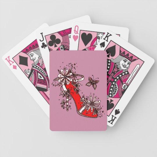 Shoe Poker Deck
