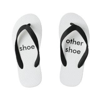 Shoe Shoes! Thongs