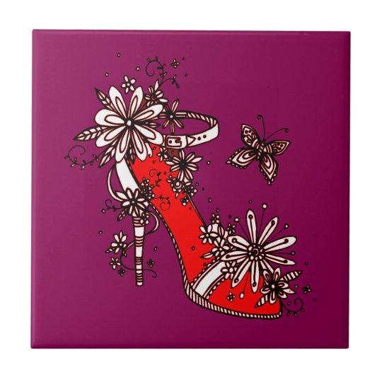 Shoe Tile